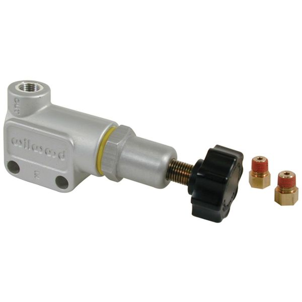 Wilwood Disc Brakes Proportioning Valve - Twist Adjust